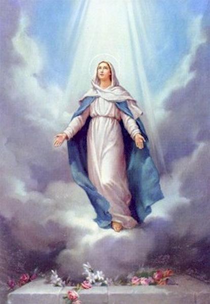 ++++Fête de L'Assomption de la Très Sainte Vierge Marie++++ Viergemarieassomption-1