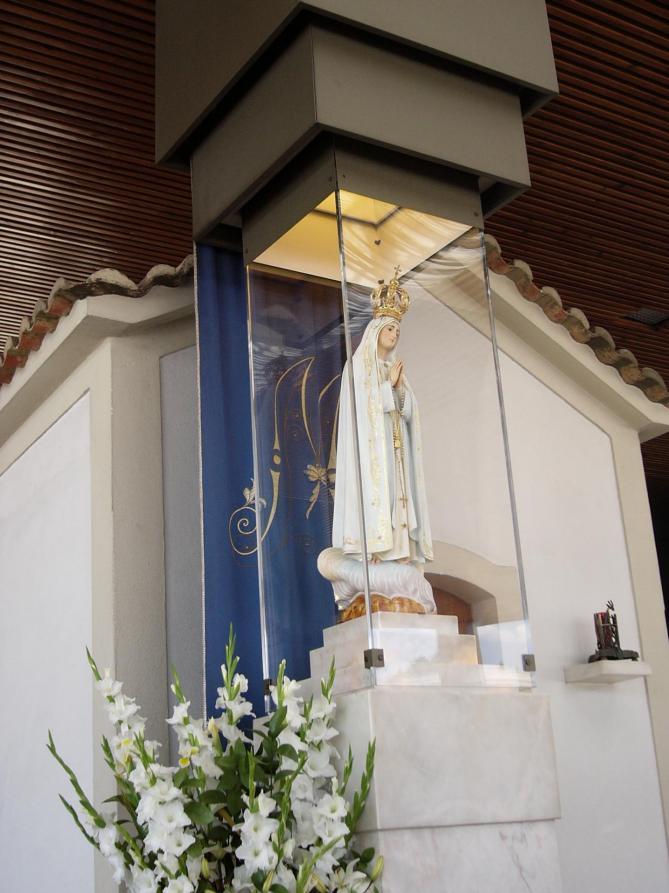Virgen de fatima 2