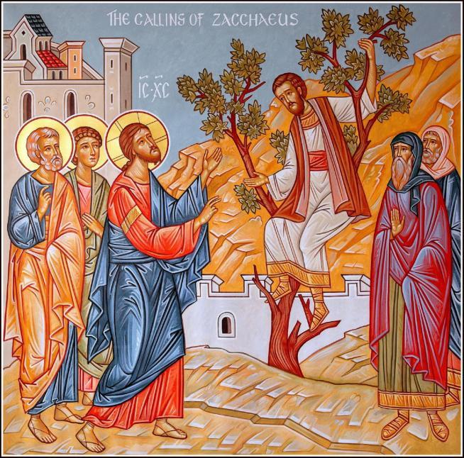 Zachee et jesus 11