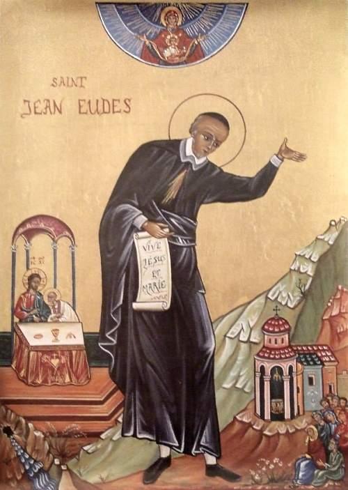 Saint Jean Eudes, Fondateur de la Congrégation de Jésus et de ...