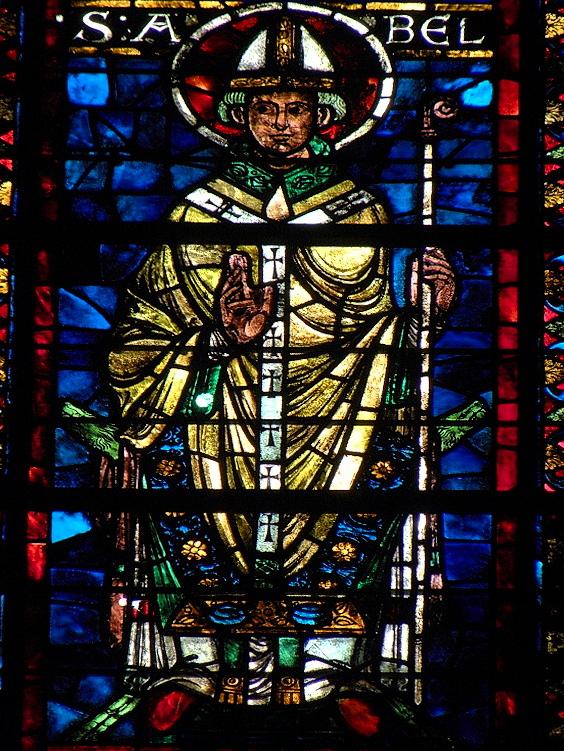 Saint Abel de Lobbes, Bénédictin, Archevêque de Reims. Fête le 05 ...