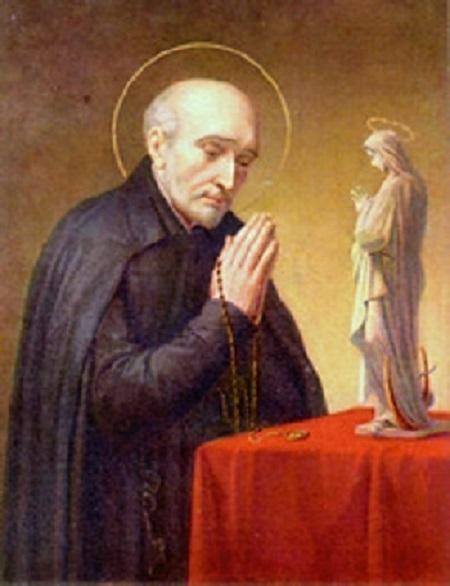 Saint Alphonse Rodriguez, Jésuite (1531-1617). Fête le 31 Octobre.