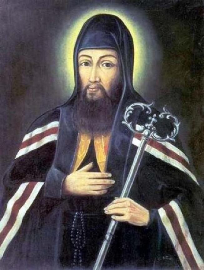 sveti Jozafat Kunčevič - škof in mučenec