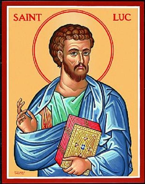 Saint Luc, évangéliste